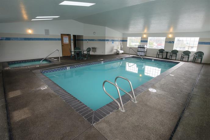 Grants Pass Oregon Hotels Indoor Pool