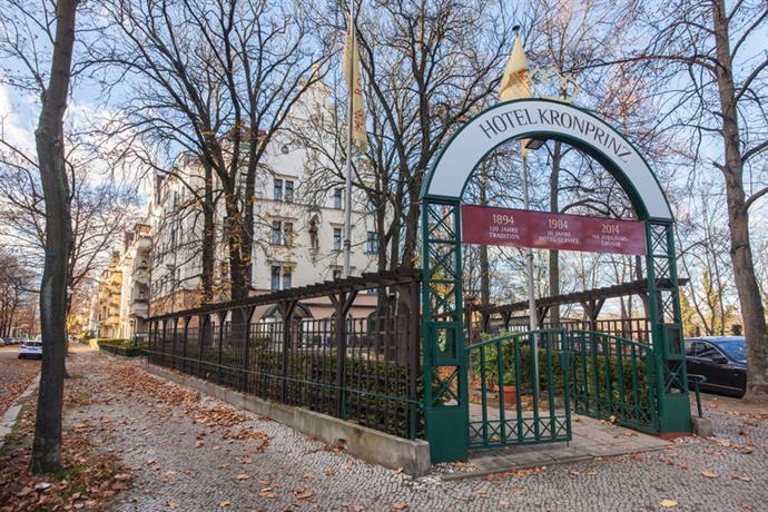 Novum Hotel Kronprinz Berlin Telefon