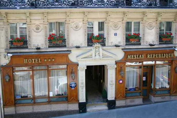 Hôtel Meslay République