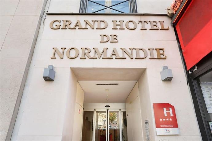 Le Grand Hôtel De Normandie