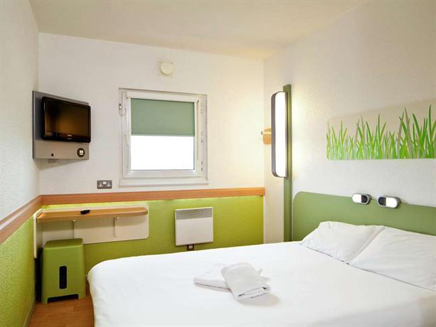 Ibis Budget London City Airport Previously Etap Hotel