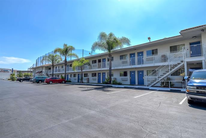 Motel  Rowland Heights