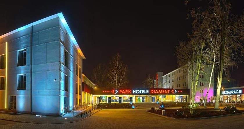 Zabrze Park Hotel Diament