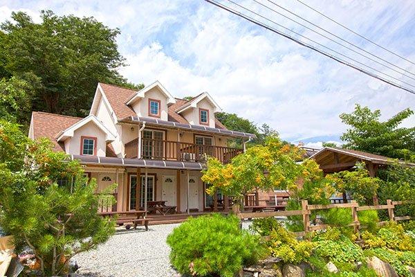 Songgye Terrace punggyeong Pension