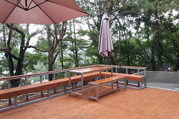 Yongin Mountain Pension
