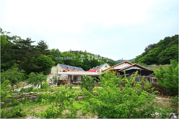 Gangneung Sanyacheon Pension