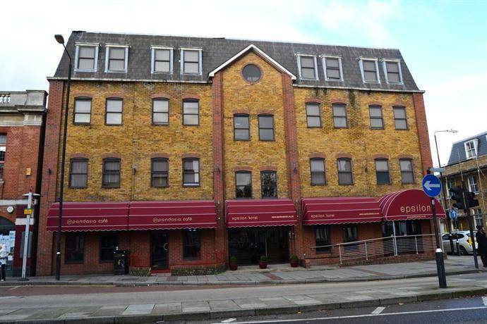 Hotel Epsilon London