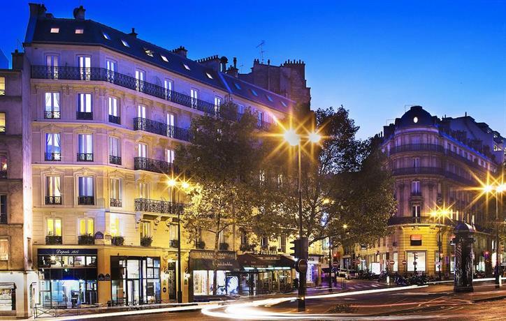 Hôtel Plaza Elysées