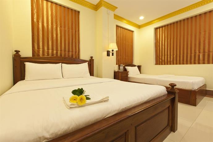 Guest Friendly Hotels in Phnom Penh - Golden House International Hotel
