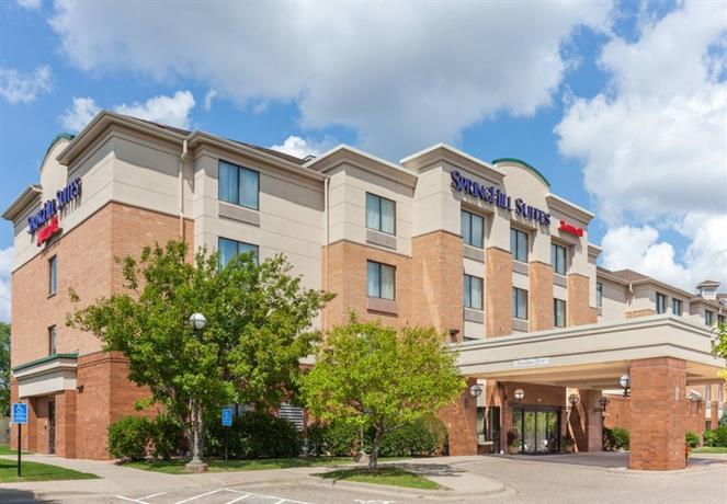 SpringHill Suites Minneapolis West Saint Louis Park