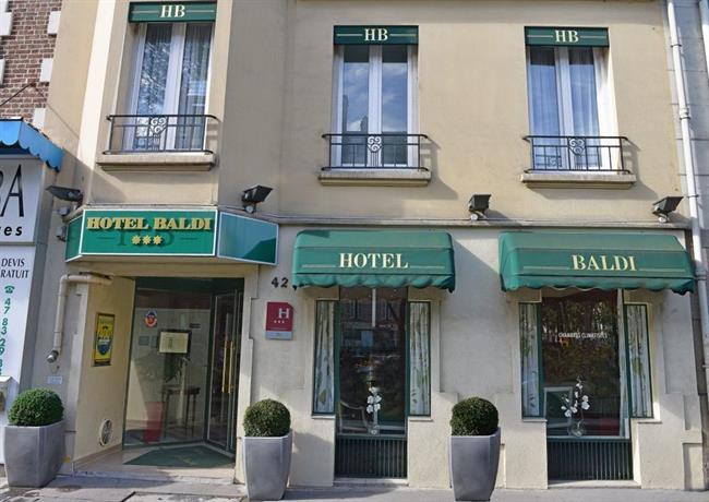 Hotel Baldi Paris