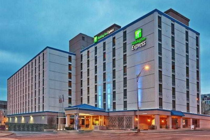 Holiday Inn Express Nashville Downtown Conference Center