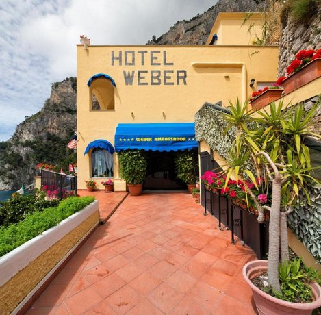 Hotel Weber Ambassador Capri