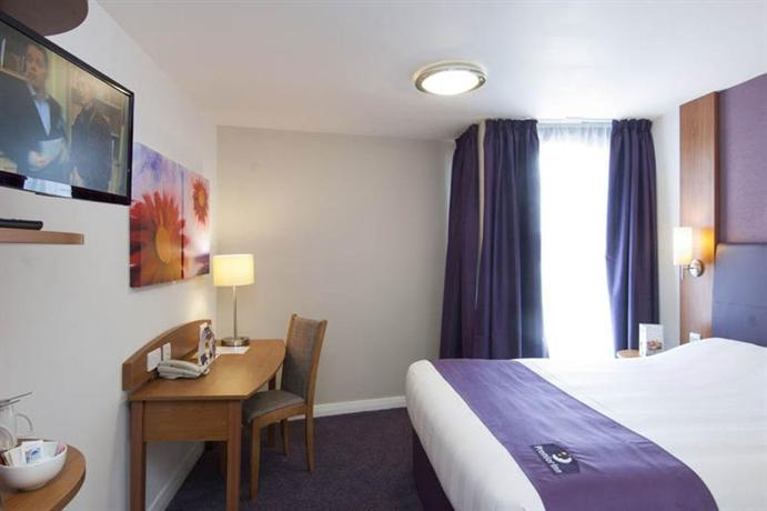 Premier Inn London Heathrow Airport Terminal 5