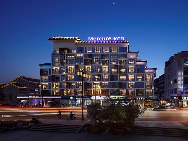 Mercure Hotel Yangzhou Dongguan Street