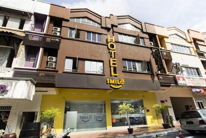 About Smile Hotel Wangsa Maju