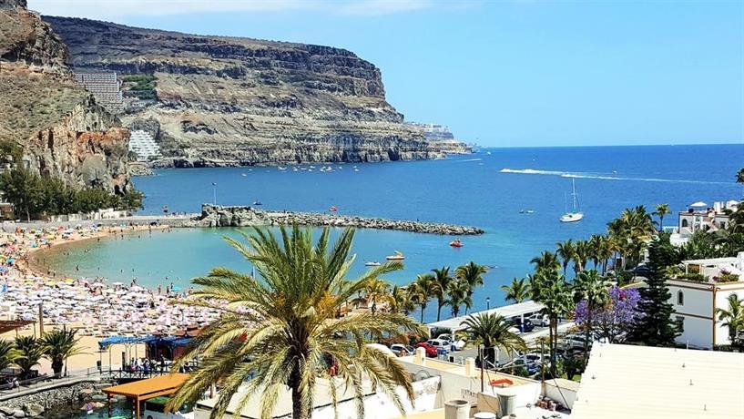 Find hotel in puerto de mogan hotel deals and discounts - Pension eva puerto de mogan ...