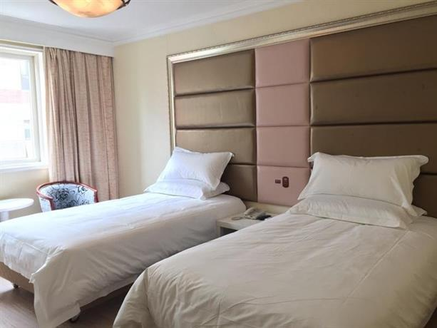 Elan Hotel Shanghai Hongqiao Transportation Hub Beidi Road