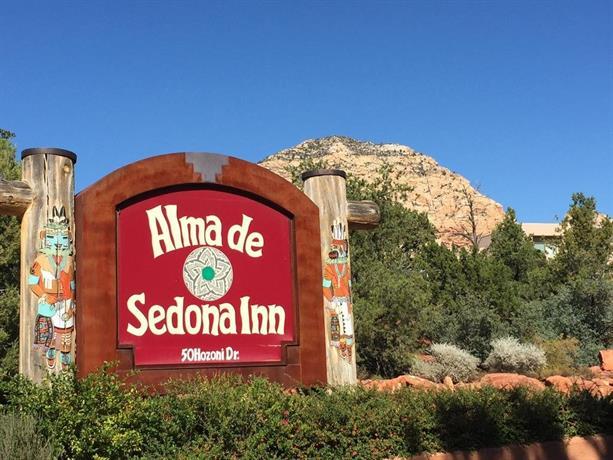 Alma De Sedona Inn