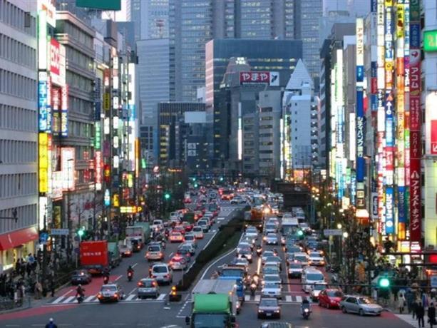 Central Tokyo Shibuya 72053