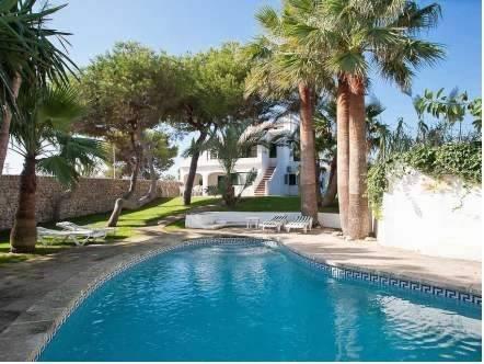 Holiday home Villa Sol del Este Es Castell