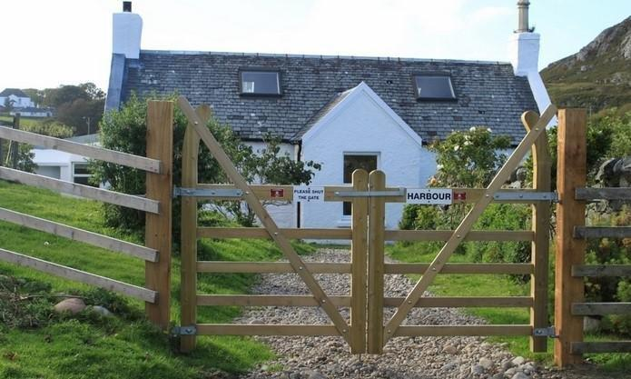 Colonsay cottages