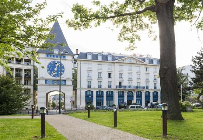 Residence du Grand Hotel Le Plessis-Robinson