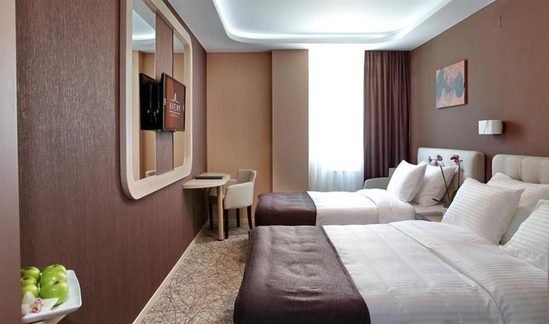 Hotel Aveny Cacak