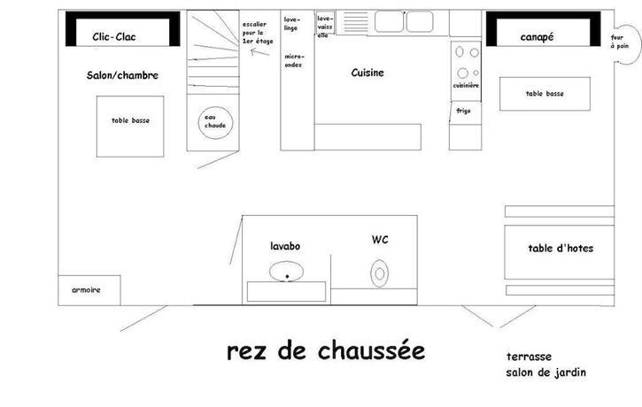 Gite de la porte du parc la chapelle chaussee compare deals for Laporte phone book