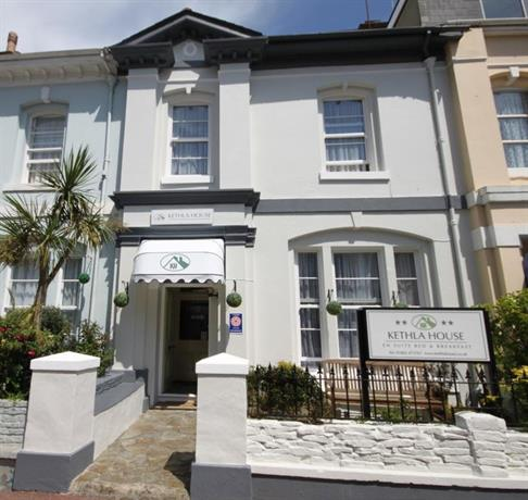Bed And Breakfast Torquay Belgrave Road