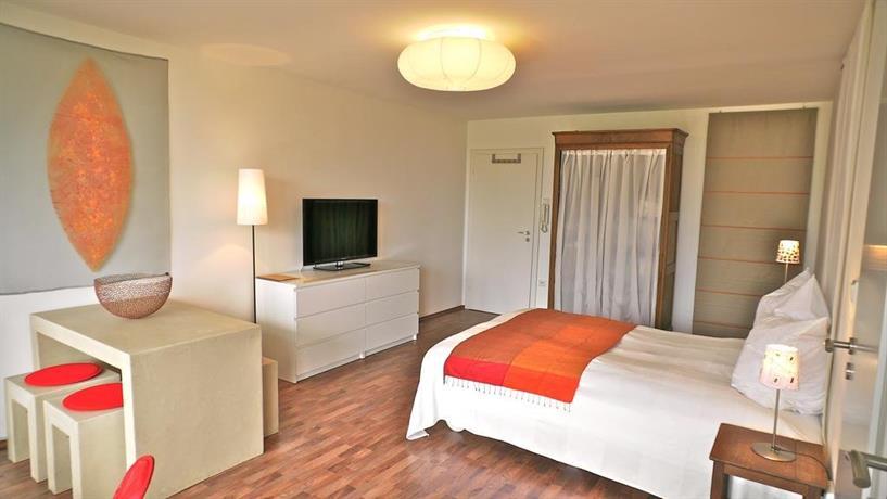 Cocoon-Apartment Dusseldorf