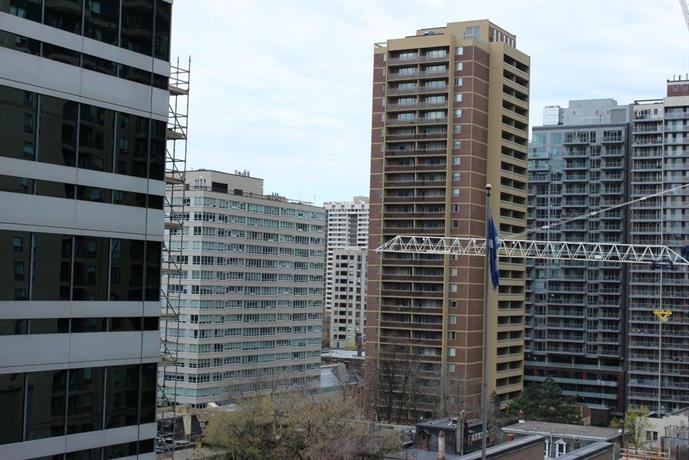 Atlas Suites Furnished Apartments- Yonge & Bloor Downtown Toronto