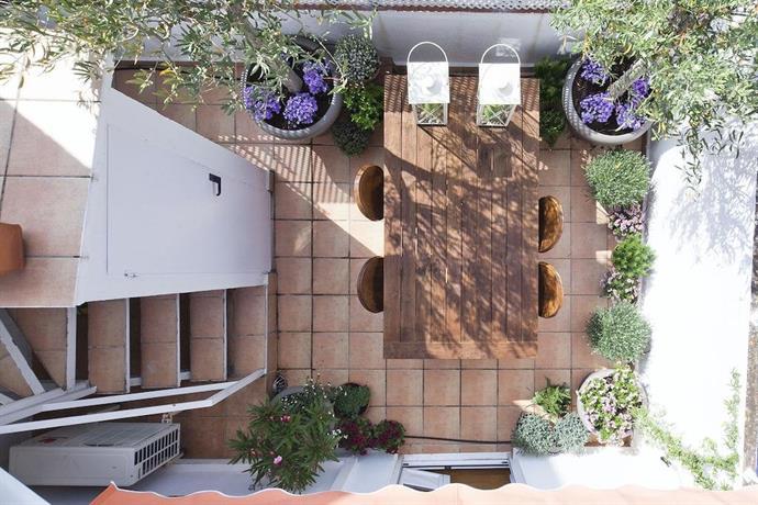 Apartment Atico de Dos Olivos