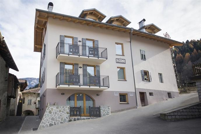 Aparthotel Alpin Dolomites
