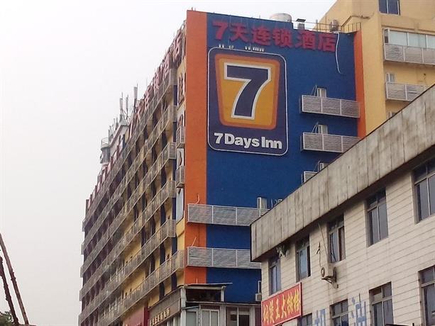 7 Days Inn Guangzhou - Kecun Branch