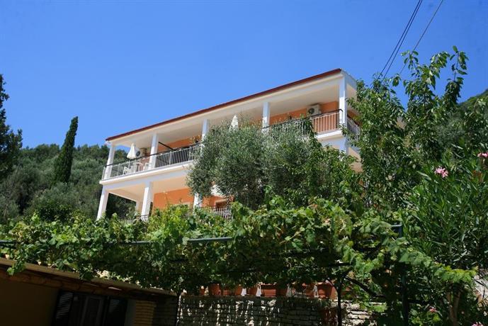 Zeus Apartments Corfu Island