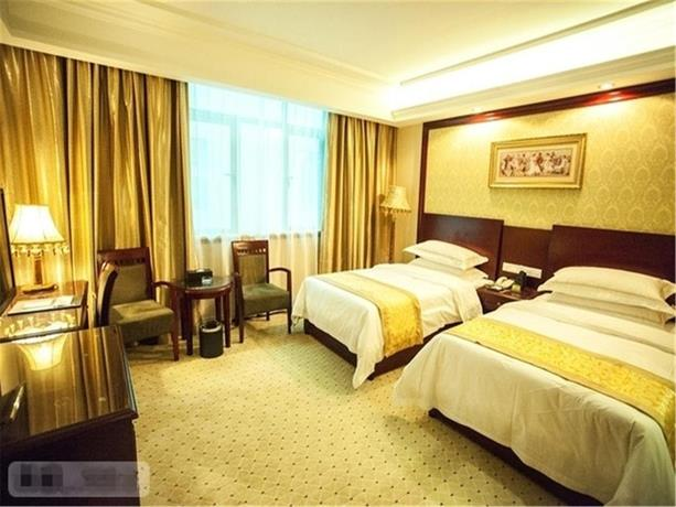 Vienna International Hotel Shanghai Baoshan Pangu Road
