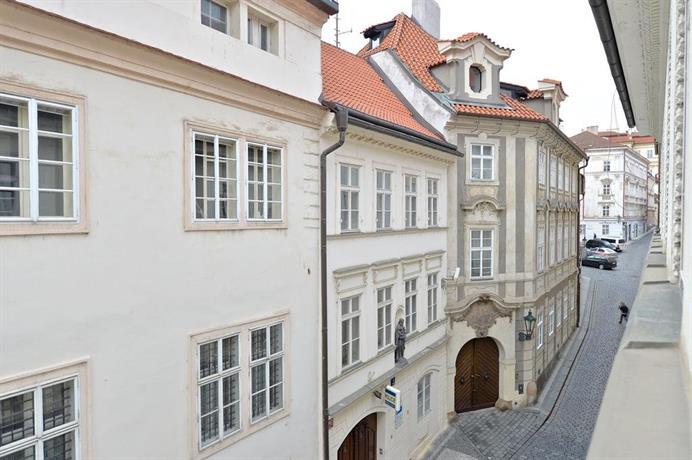 Mala strana residence prague compare deals for Hotel residence mala strana tripadvisor