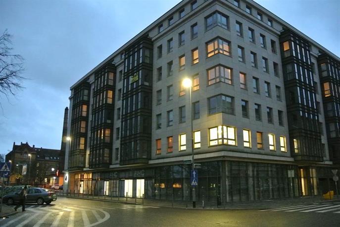 City House Apartamenty - Verso