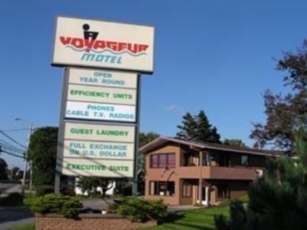 Voyageur Motel Yarmouth