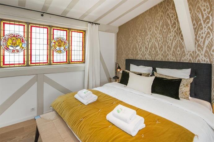 Pick a Flat - Les appartements du Forgeron / Ile Saint-Louis