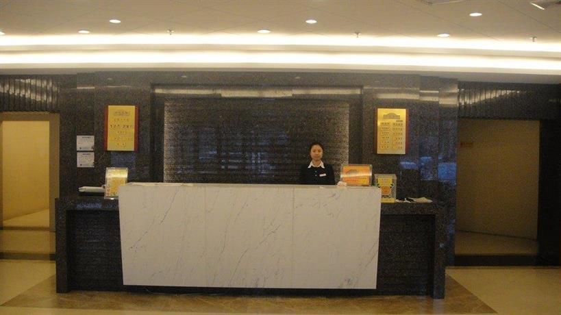 Golden Inn Beijing Tonghuayuan