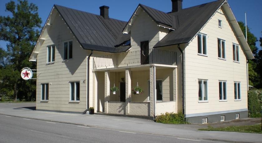Krutbrannaren Hostel