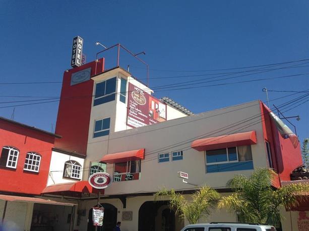 Hotel y Cafeteria Posada del Rincon