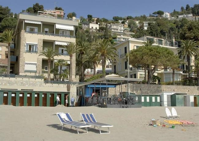 Beach Luca Ferrari - Alassio - Liguria - Italy | Beachrex.com