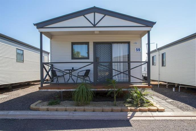 Sundowner cabin tourist park whyalla norrie compare deals for 145 south terrace adelaide
