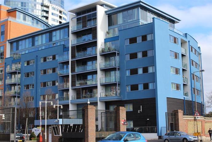 Gunwharf Quays Apartments