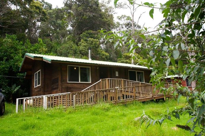 The Cabins at Kokee Waimea
