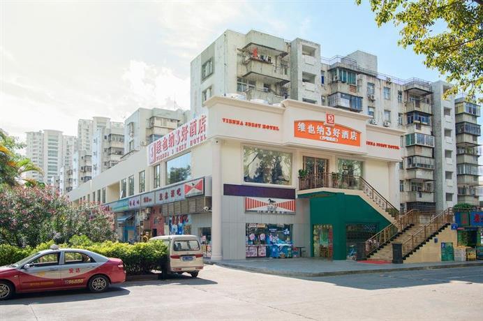 Vienna 3 Best Hotel Shenzhen Shazui Road