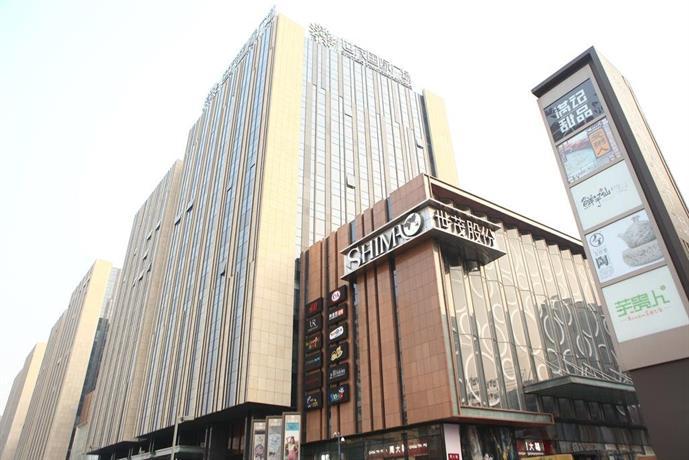 Bedom Apartments Quancheng Plaza Jinan